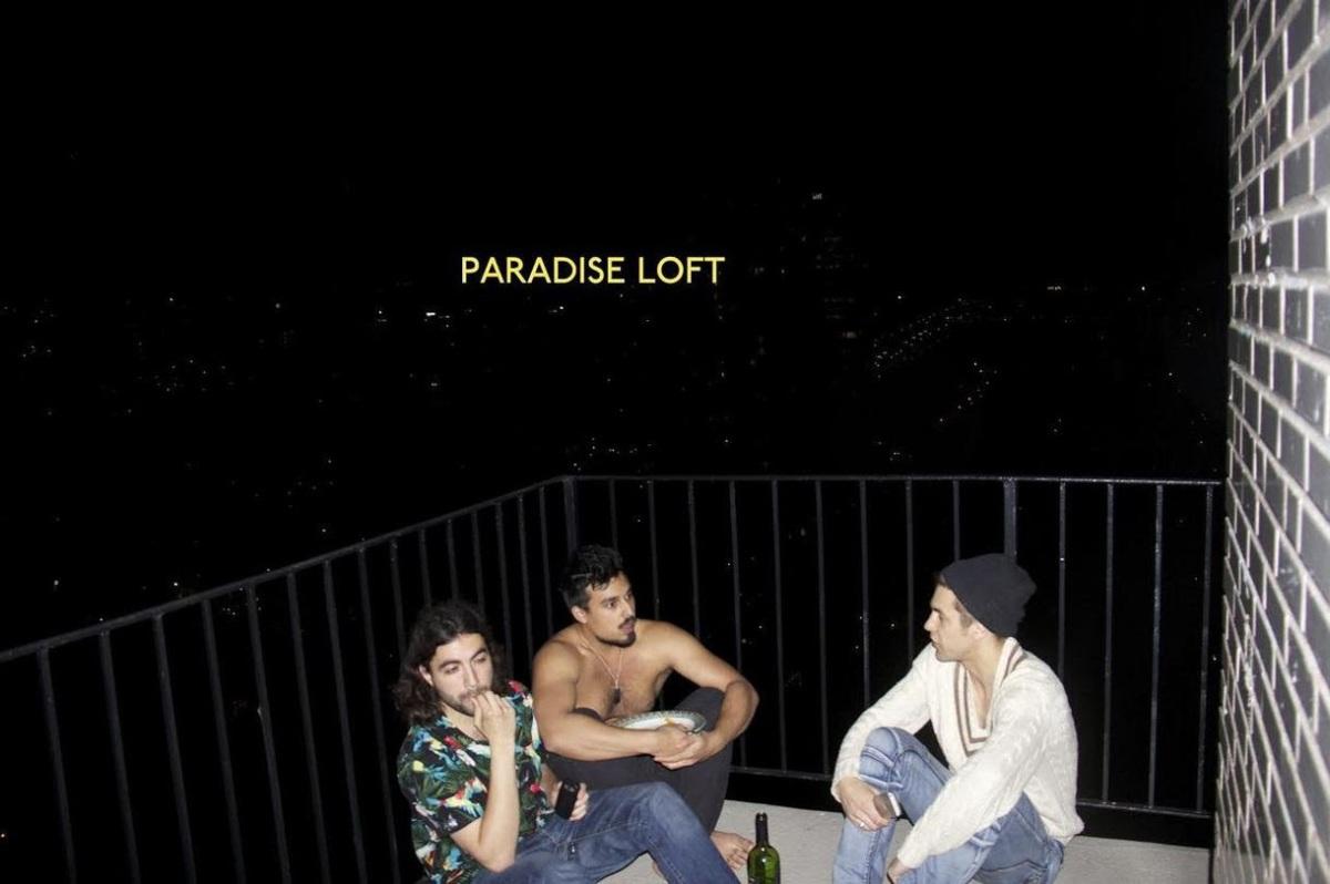 """adhoc """"Paradise Loft"""""""